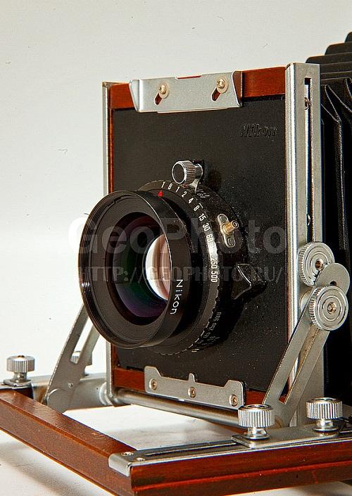 Nikon. Vintage cameras by Russian photographer Alexander Knyazev