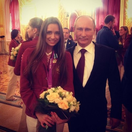 Karolina Sevastyanova most beautiful athlete at Olympics