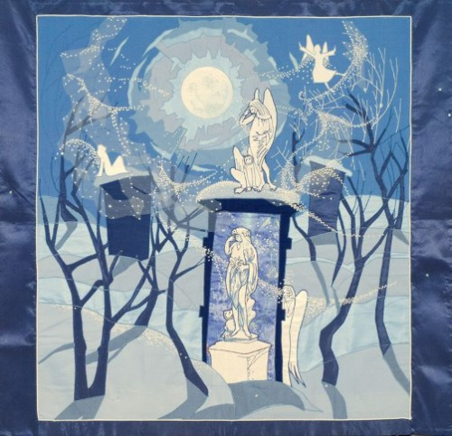 Beautiful Quilt Art of Isabella Baikova