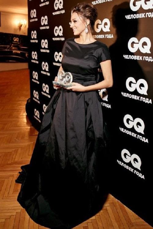 Woman of the Year 'GQ' Evgeniya Kanaeva