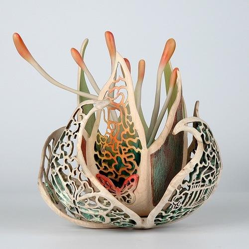 Beautiful Wooden lace by Joey Richardson