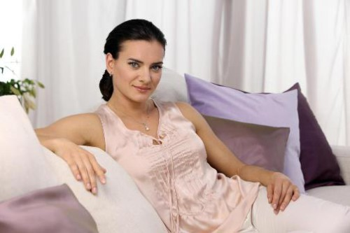 Yelena Isinbayeva pole vaulter