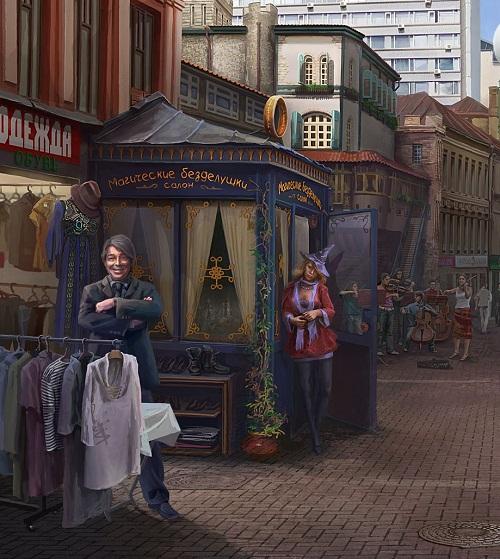 Realistic illustrations by Igor Savchenko