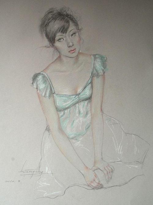 Chinese artist Lixu Ping