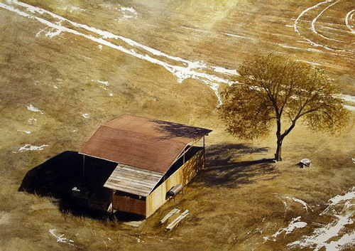 Photo realistic landscapes by American artist Robert Highsmith