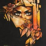 Beauty in painting of Victoria Stoyanova