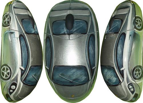 A set of car shape mouse