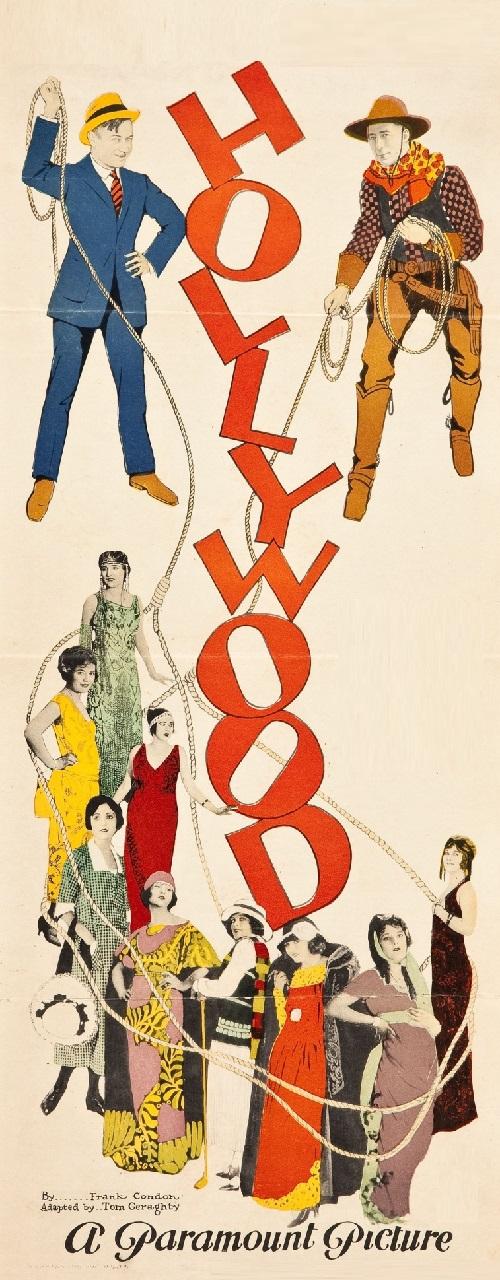 Hollywood, 1923