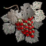 3D graphics from the series 'Jewel Art', Mikhail Seleznev (fimuch)
