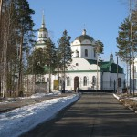 Nyagan, one of the youngest towns in Western Siberia, hometown of Maria Sharapova