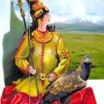 Altai princess Ukok