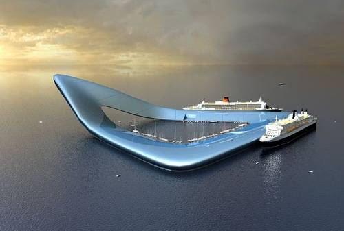 Floating Houses of the Future
