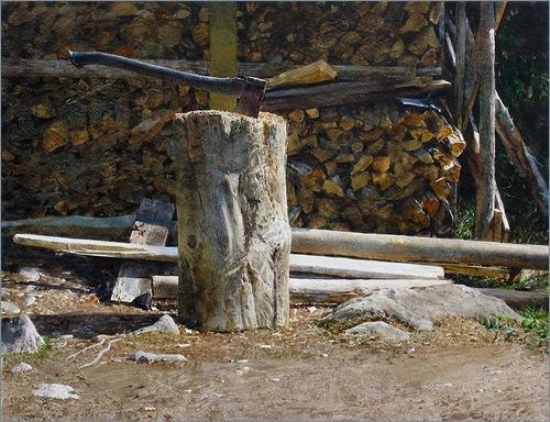 Beautiful hyperreaslistic paintings by Stanislaw Zoladz