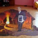 3D Eye-Fooling pictures by Russian-born artist Nikolaj Arndt