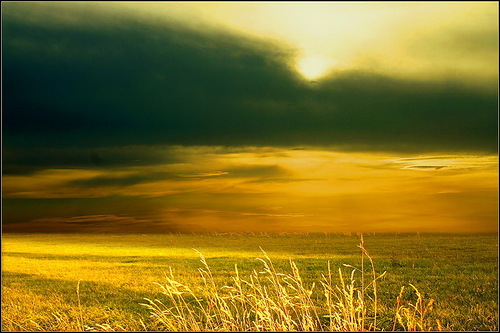 Beautiful landscape photography by Veronika Pinke