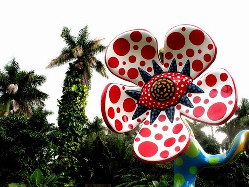 Large spotted Flower