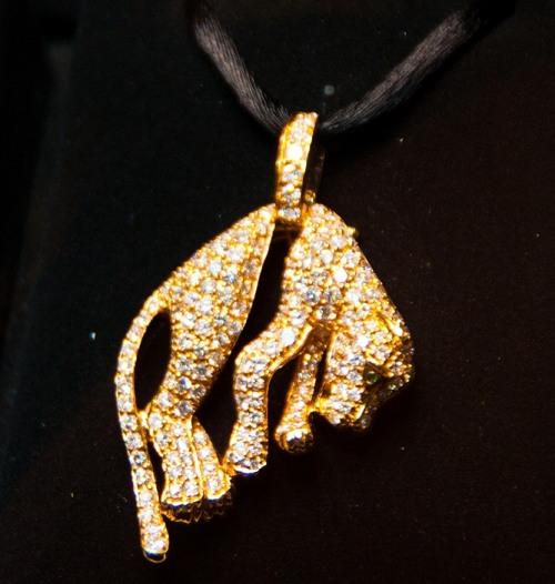 Animal pendant