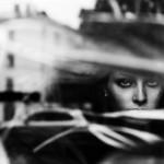 Twilight. 2009. Black and white female portraits by Moscow based photographer Nina Chu