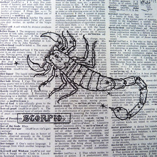 Scorpio. The World is a book, and those who do not travel read only a page. Saint Augustine