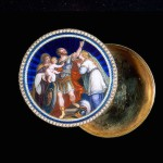 Exquisite Snuffboxes from Hermitage