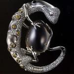 Beautiful Jewelry art by Dashi Namdakov