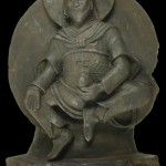Discovered by Nazi Buddhist statue made of meteorite