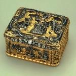 Dresden jeweler Henry Taddelem about 1740