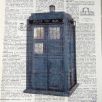 Police box. He that composes himself is wiser than he that composes a book. Benjamin Franklin