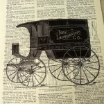 Carriage. There is no friend as loyal as a book. Ernest Hemingway