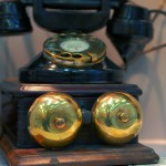 Telephone history museum in Moscow