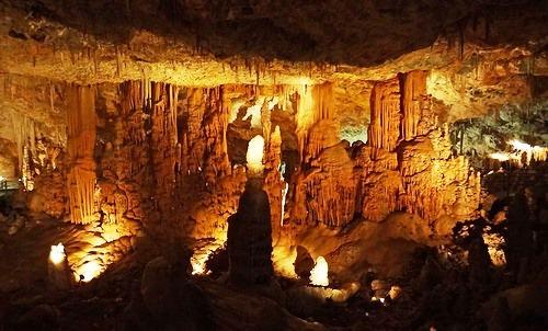 Avshalom stalactite cave