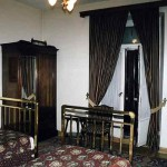 Room of Agatha Christie at the Pera Palace Hotel in Istanbul, where she wrote Murder on the Orient Express