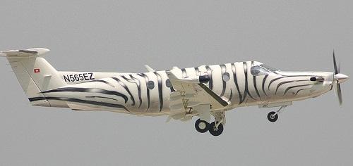 Stripes. Aircraft graffiti