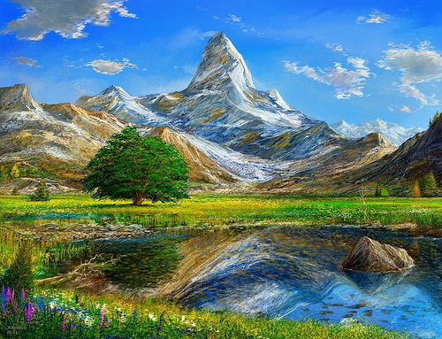 Our peace shall stand as firm as rocky mountains. William Shakespeare