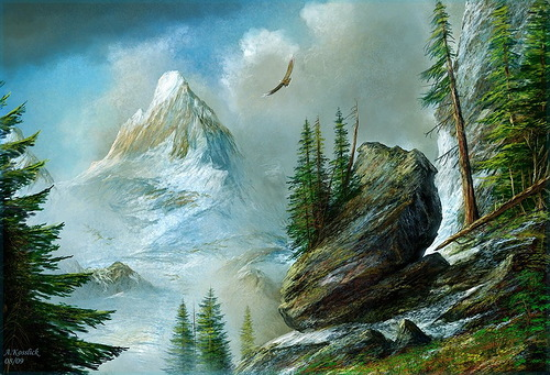 The mountains are calling and I must go. John Muir