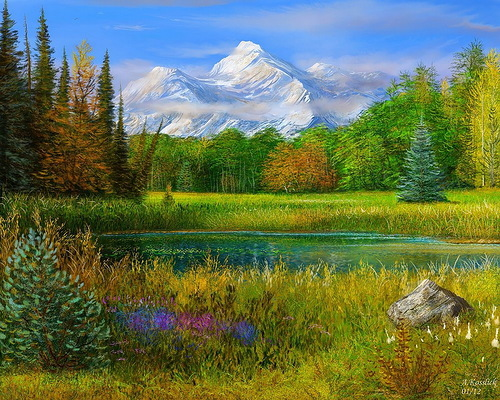 How glorious a greeting the sun gives the mountains! John Muir