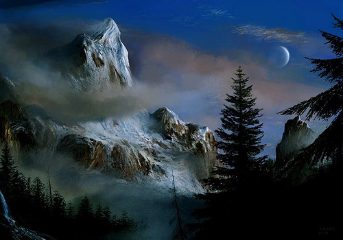 Mountains will go into labor, and a silly little mouse will be born. Horace