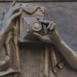 Monuments to photographers and cameras