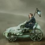 Surreal fantasy world in photoart of Russian photographer Vladimir Fedotko