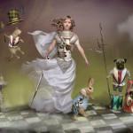 Fantasy world in photoart of Russian photographer Vladimir Fedotko