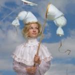 Dream catcher. Beautiful fantasy world in photoart of Russian photographer Vladimir Fedotko