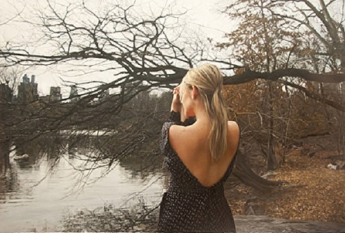 Contemporary realism by Yigal Ozeri