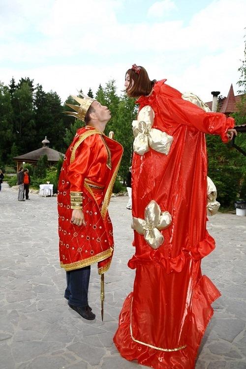 Berendeevo Kingdom fairy tale settlement in Moscow region