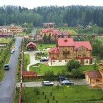 "Innovative project ""Berendeevo kingdom"" in Moscow region"