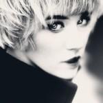 Infanta. Black and white female portraits by Moscow based photographer Nina Chu