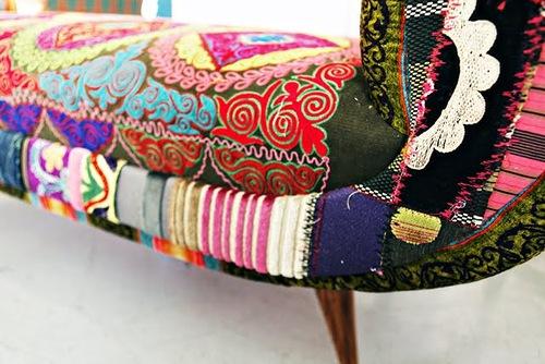 Detail of Bokja design. Hoda Baroudi & Maria Hibri