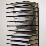 Design and Conceptual sculpture. book art by Brian Dettmer