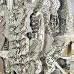Details of Conceptual sculpture