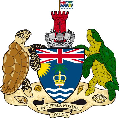 British Indian Ocean Territory coat of arms