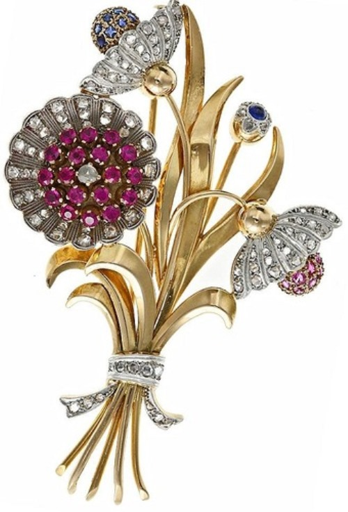 Les Saisons Russes Faberge style jewelry